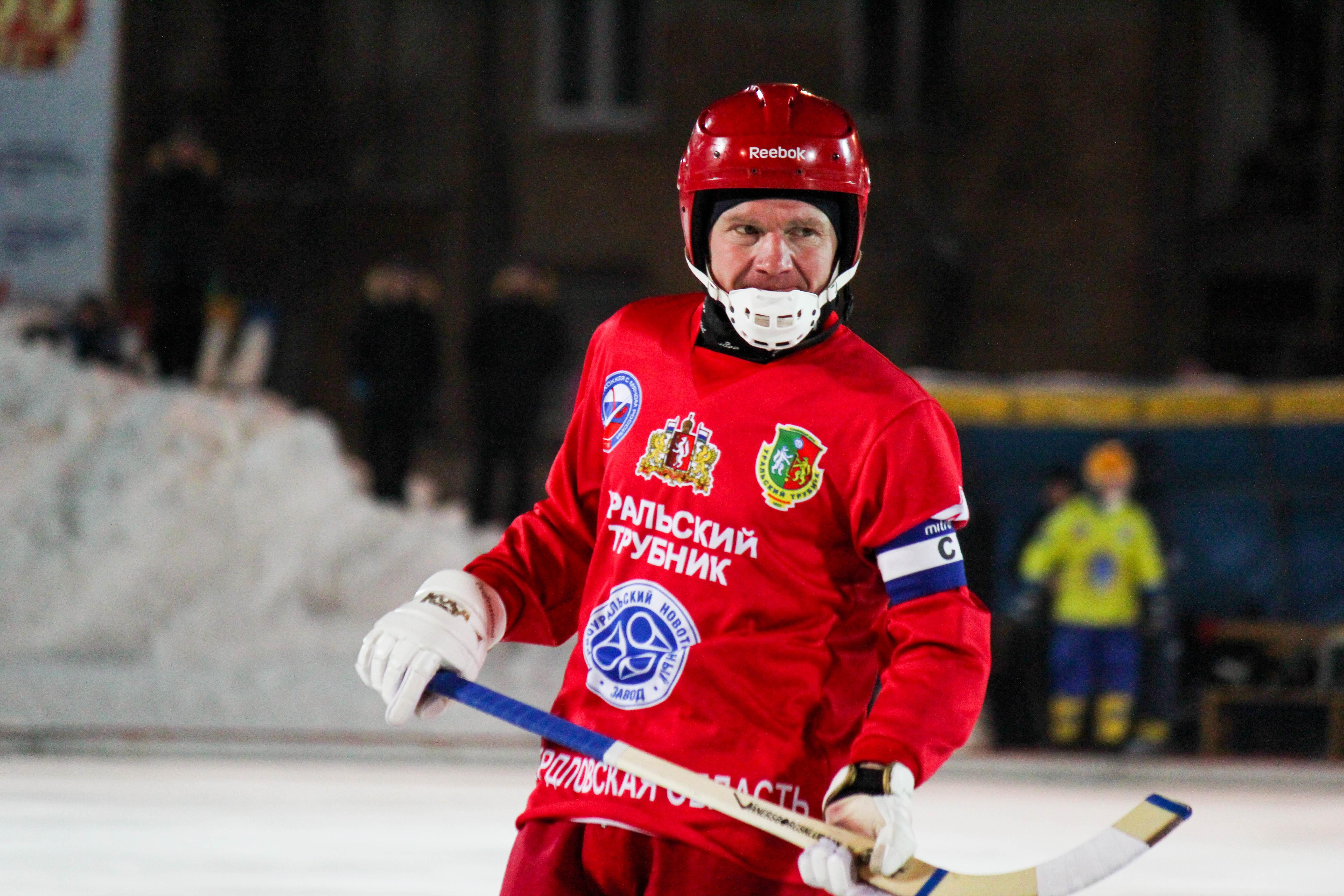 Андрей Кислов стал рекордсменом российской суперлиги среди хоккеистов